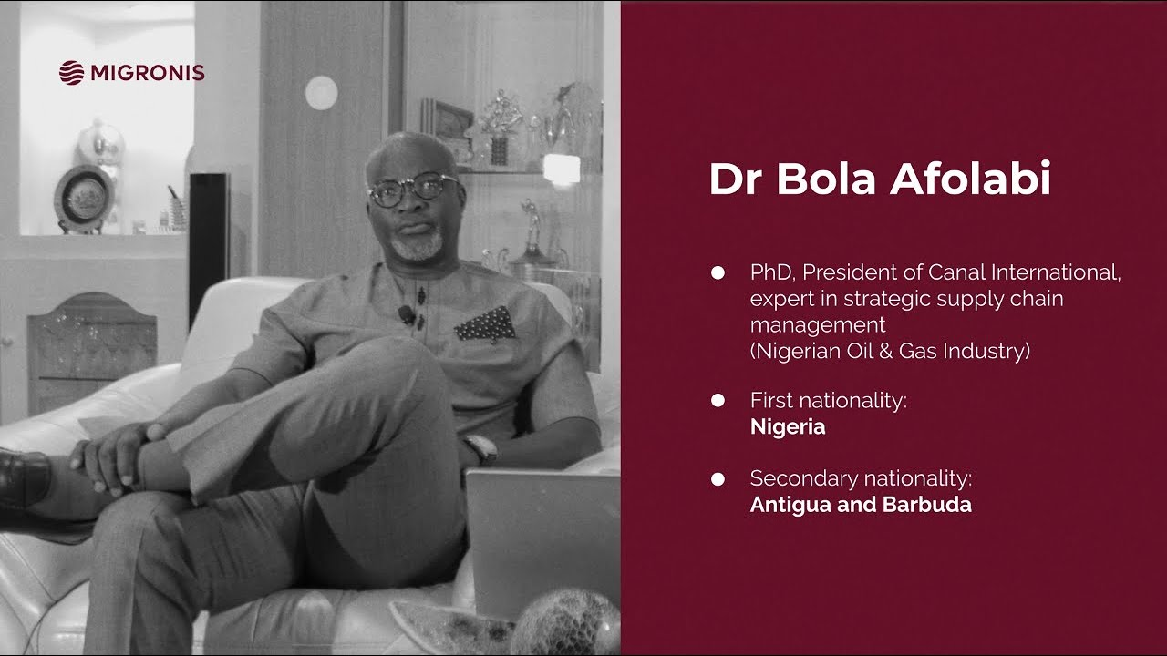 Global citizenship at 62: a dream or a goal? Story of Nigerian Ph.D. -
