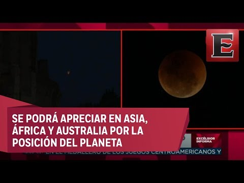 Detalles del ese total de luna más largo del siglo XXI