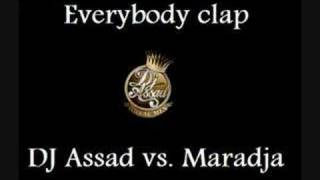 DJ Assad vs. Maradja - Everybody Clap (GOOD-QUALITY)