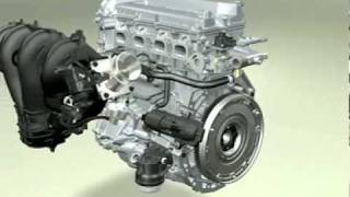 3D работа двигателя внутреннего сгорания.flv