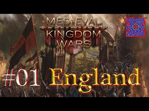 First Steps - England Campaign :: Medieval Kingdom Wars Gameplay : #01