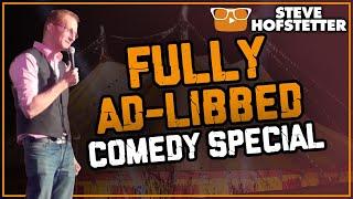 Steve Hofstetter Full Comedy Show (Ad Lib Circus)