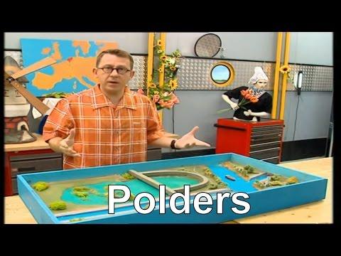 Comment construit-on un polder ? - C
