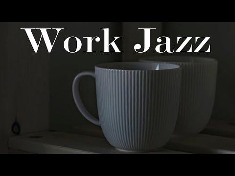JAZZ Music For Work & Study - Relaxing Background JAZZ Music -  Elegant Guitar Jazz Music