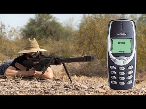 20mm vs Nokia 3310