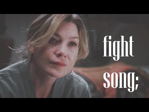 meredith grey | fight song