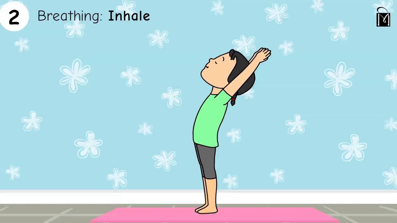 How To Do Yoga Surya Namaskar Youtube