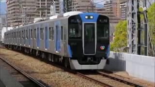 【5700系ジェットシルバー】阪神大物駅にて