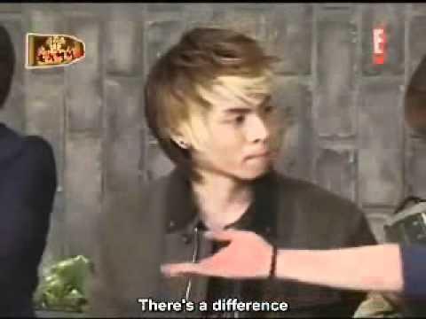 [SHINee] ONEW imitates JONGHYUN(LOVE LIKE OXYGEN and JOJO)