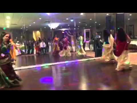 Wedding Dance. Jugni Jugni