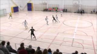Futsal liigaa:  GFT -  SoVo 6. 1. 2016.