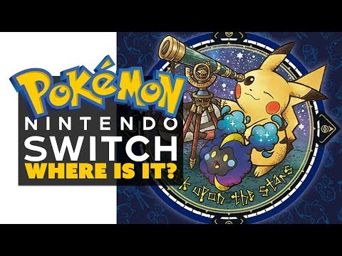 Pokemon on Nintendo Switch This Year After All? - The Know Game News