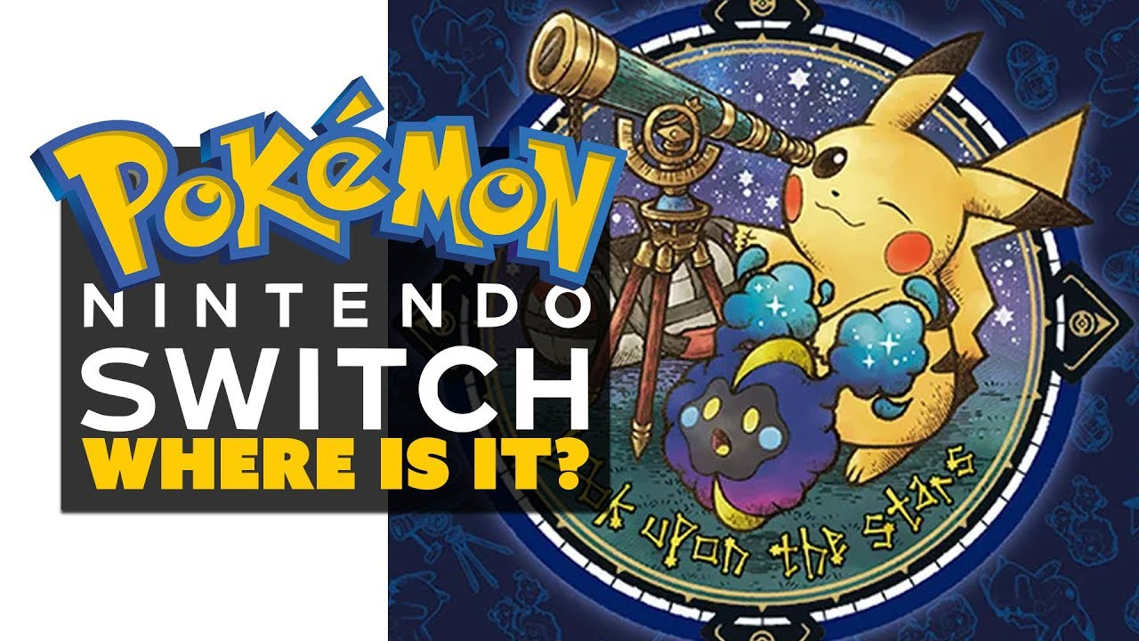Pokemon on Switch everything we know about Pokemons - oukas info