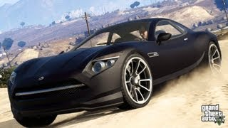 Grand Theft Auto V - Car Tuning [Gameplay Walkthrough] [No Commentary Gameplay] [No Commentary]