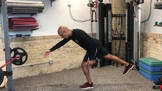 Secret #3 for Maintaining Hip Mobility Using the Single Leg Hip Hinge Pattern - Part 3 of 5