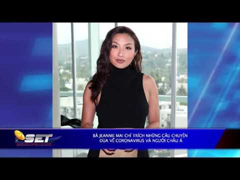 Bà Jeannie Mai Chỉ Trích Những Câu Chuyện Đùa Về Coronavirus Và Người Châu Á