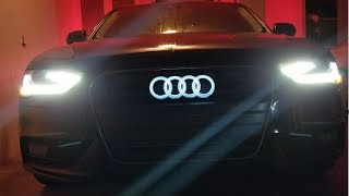 Part 2: installing the logo light as drl using xenon wires: https://youtu.be/0nx8wf39w5u item i have bought from ebay seller has sold out so, her...