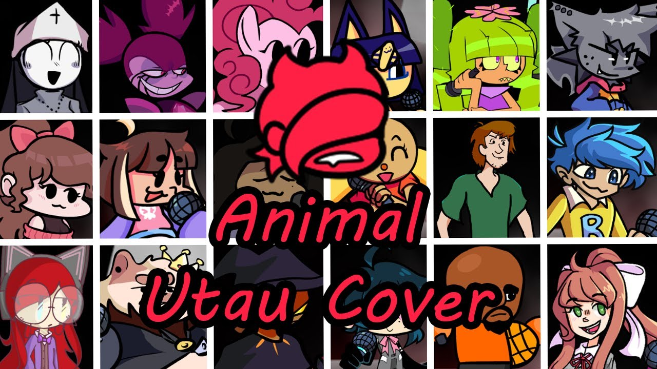 Download Animal but Every Turn a Different Character Sings - (UTAU Cover)