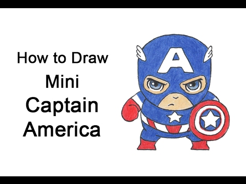 how to draw mini people