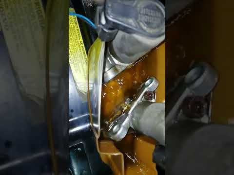 Промывка клапана CVVT