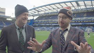 Men in Blazers x VisitBritain Travel Series