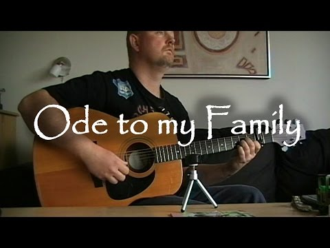 Ode to my family - The Cranberries | fingerstyle guitar (with tabs)