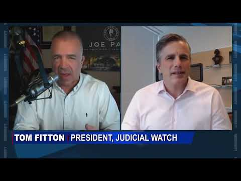 Tom Fitton: Redacted Info in 'Dirty Spy Warrants' Targeting Trump Team WORSE than Dossier Scandal