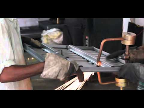 Sheet Metal Fabrication Auto Body Panels Youtube