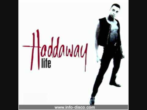 HADDAWAY  Life 12 Mix  1993