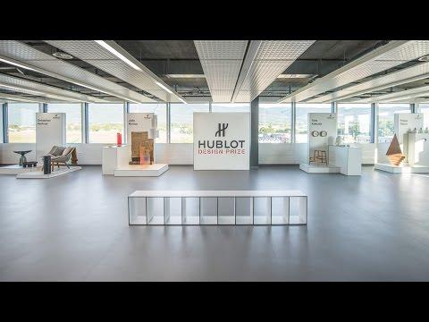 HUBLOT DESIGN PRIZE 2016
