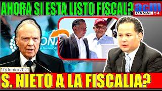 POR FIN CAMBIOS EN LA FISCALÍA? SE VA AL CONACYT GERTZ MANERO? EL RELEVO NATURAL ES SANTIAGO NIETO!!