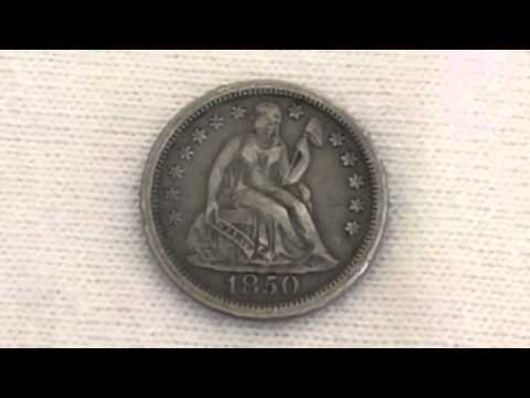 Collecting Silver Seated Liberty Dimes - Affordable Civil War Coins For Collectors & Investors
