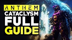 Anthem Cataclysm FULL GUIDE: How To Complete All Puzzle Event Arenas