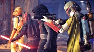 Star Wars Battlefront 2: Boba Fett no Heróis Vs Vilões