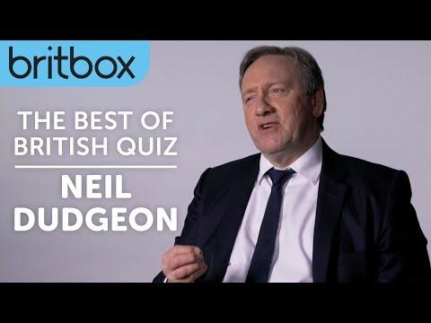 Midsomer Murders | Neil Dudgeon Takes the Best of British Quiz | BritBox