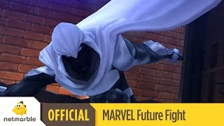 MARVEL Future Fight : Moon Knight joins the fight!