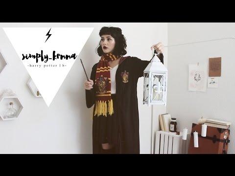 Harry Potter Inspired Lookbook // ⚯͛