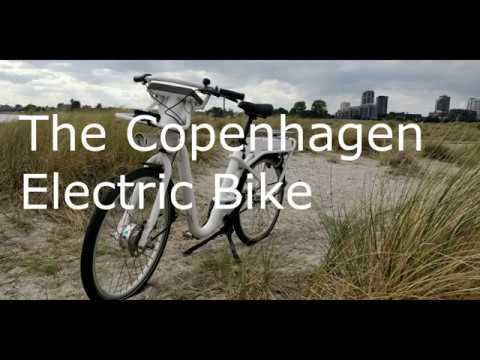 The Copenhagen Electric Bike (Kopenhaga. Elektriniu dviraciu iki jūros)