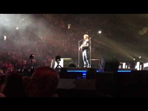 Ed Sheeran - Love Yourself - July 7, 2017 - Air Canada Centre - Toronto, ONT