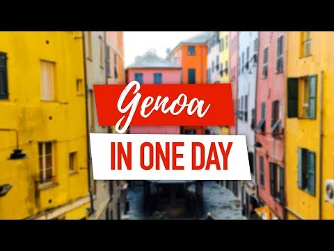 Genoa in a Day: Top 10 Things to See in Genoa (Italy) in One Day