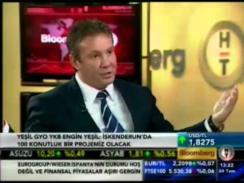"""Engin Yeşil Bloomberg HT'de """"Kentsel Dönüşüm Rehberi"""" programında soruları yanıtladı!"""