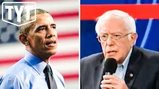 Bernie Responds to Obama's .Too Far Left. Comments Bernie fact checking Obama is EVERYTHING! Cenk Uygur and Ana Kasparian, hosts of The Young Turks, break it down. MORE TYT: tyt.com/trial Read ..., From YouTubeVideos