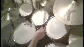 Great Drum Grooves 5 - Manu Katche in Robbie Robertson