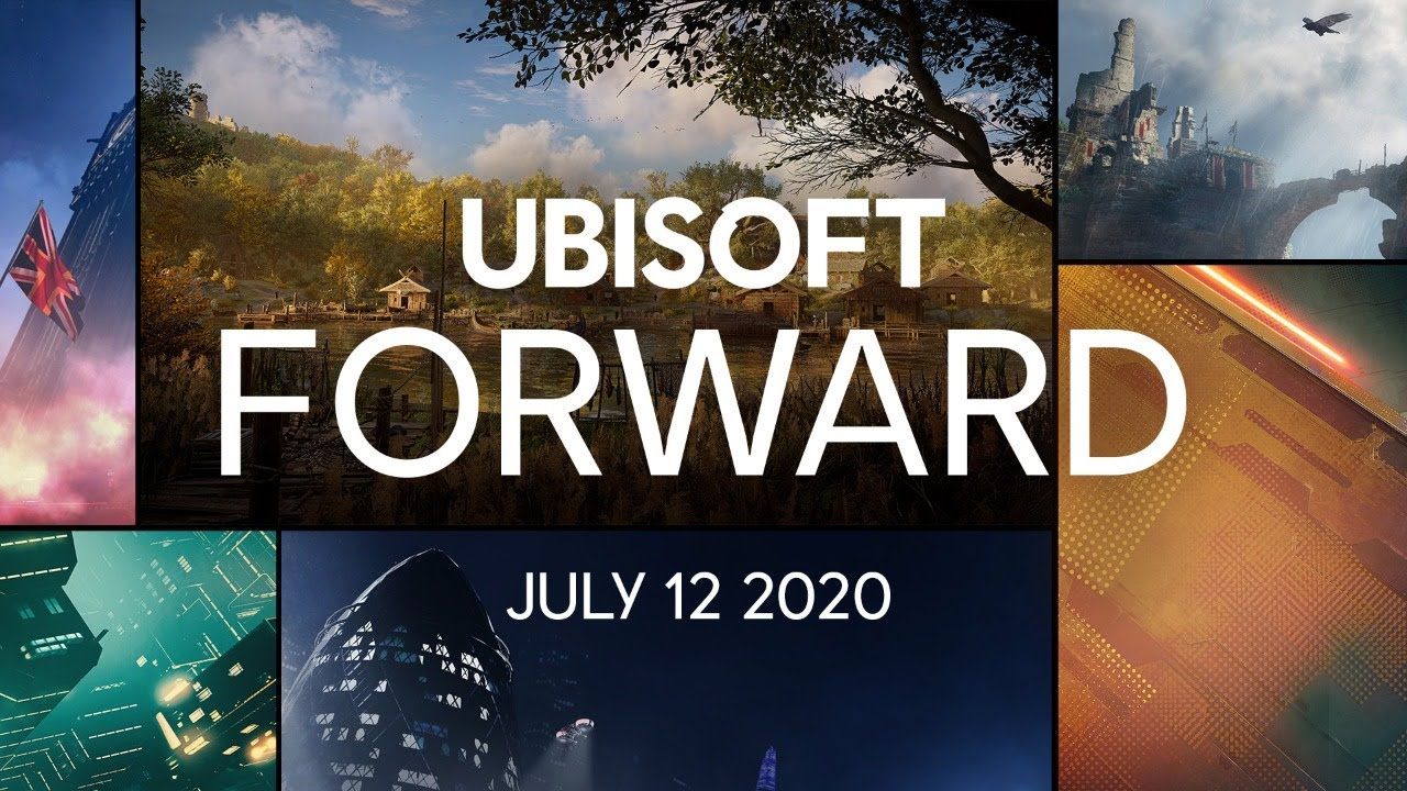 Ubisoft Forward: Official Livestream - July 2020 - YouTube