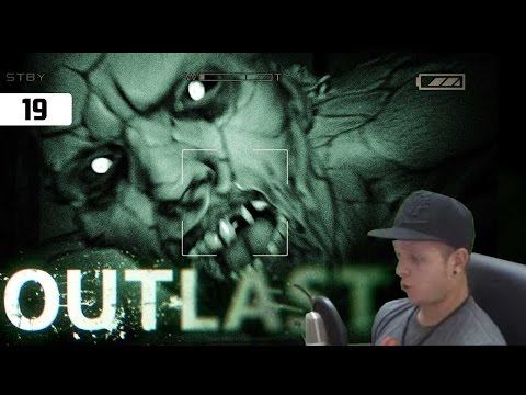 ★ Outlast ★ | Let´s Play mit Facecam | #019 - Billy muss sterben, sonst sterben alle! ★ Horror ★