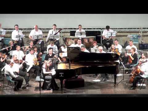 Viviana Lasaracina plays Saint-Saens Concerto op. 22 n.2