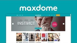 Serien & Filme im Stream bei Maxdome anschauen // Tutorial (Deutsch)