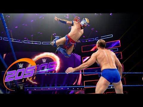 Kalisto vs. Oney Lorcan: WWE 205 Live, April 2, 2019