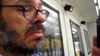 esperimenti con la videocamera - autoscatto col telefonino