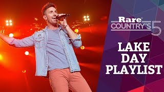 Lake Day Playlist | Rare Country